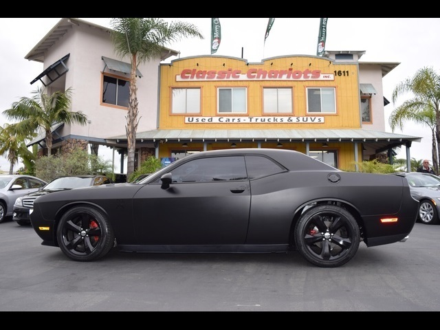 sold 2012 dodge challenger r t custom leather interior hemi engine low miles used cars. Black Bedroom Furniture Sets. Home Design Ideas
